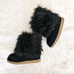 Gap Fur Toddler Boots